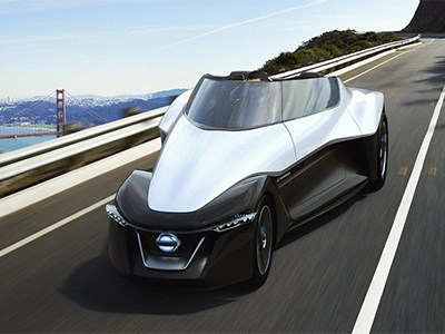 Концепт Nissan BladeGlider получит серийное воплощение