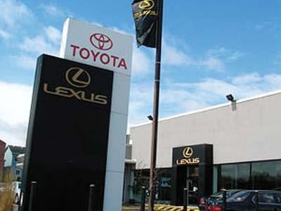 Продажи автомобилей Toyota и Lexus в России выросли, несмотря на стагнацию российского авторынка