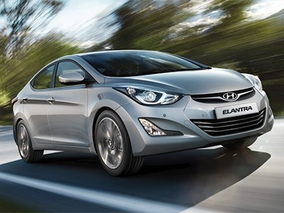 На российский рынок вышел обновленный седан Hyundai Elantra