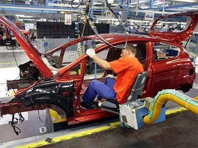 В Санкт-Петербурге выпускается 20,5% всех российских автомобилей