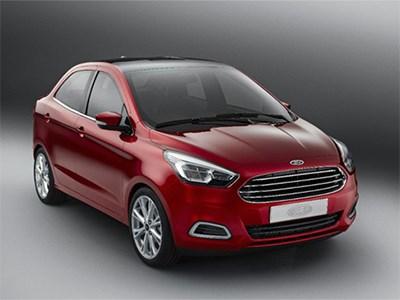 Ford представил свой новый компактный седан для развивающихся рынков