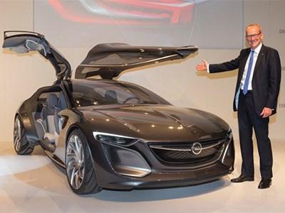 Opel собирается выпустить новый кроссовер, который станет флагманской моделью марки