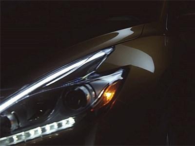Nissan выпустил тизер кроссовера Murano нового поколения