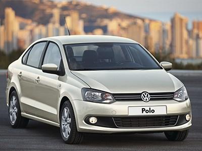 Volkswagen продал в России двести тысяч седанов Polo