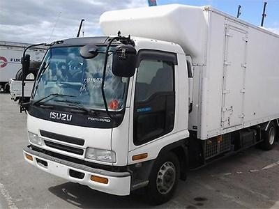 Коммерческие автомобили Isuzu будут собираться в РФ в режиме полного цикла