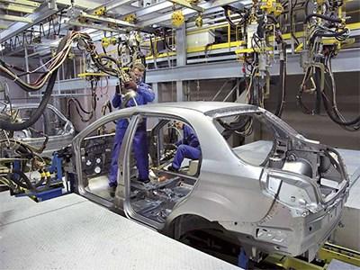 Оставшись без импорта, Украина начинает наращивать производство автомобилей