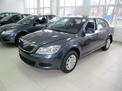 Продажи автомобилей Skoda в первом квартале выросли на 12,1%