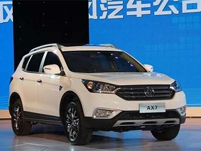 На российском рынке появится китайский «клон» кроссовера Nissan Qashqai