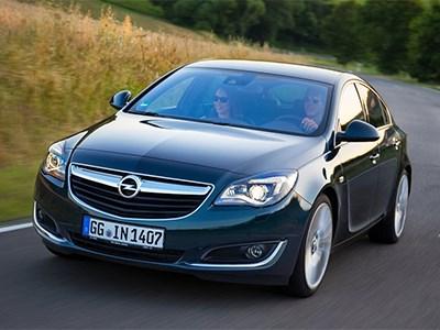 Opel Insignia установил рекорд продаж на российском рынке