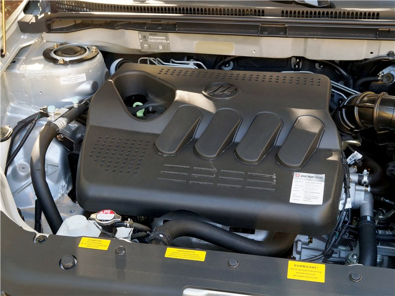 Lifan Solano 2016 двигатель