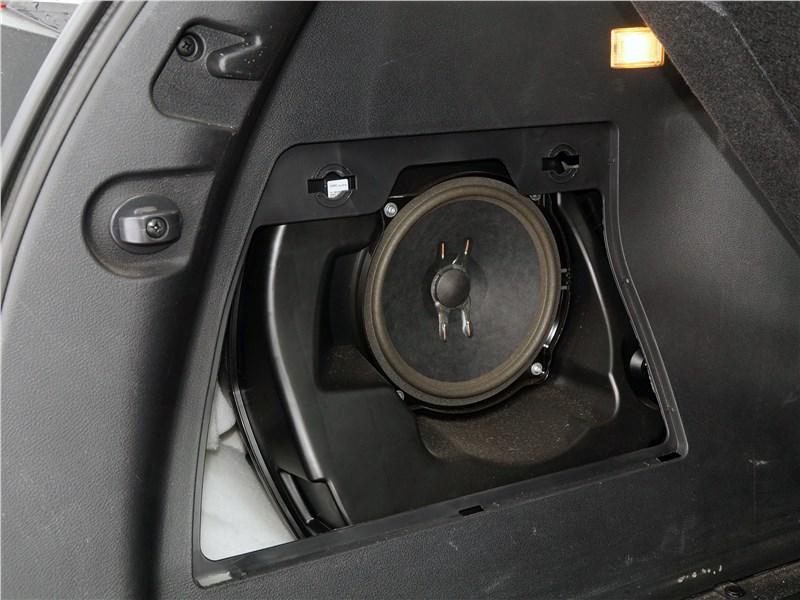 Haval H8 2015 багажное отделение