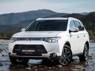 Обновленный Mitsubishi Outlander выходит на российский рынок
