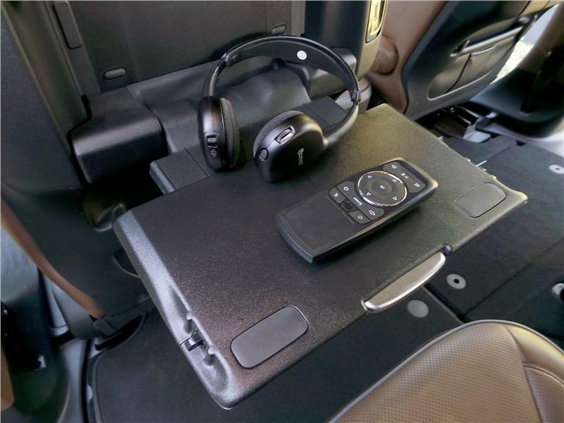Chrysler Pacifica 2017 развлекательная система