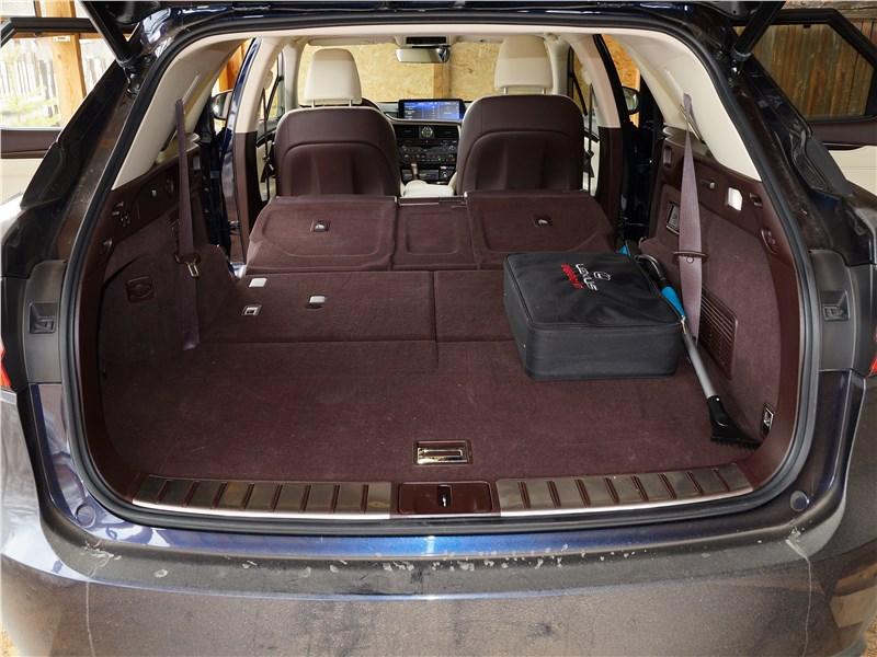 Lexus RX 350L 2018 багажное отделение