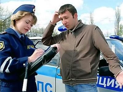 Госавтоинспекция отчиталась о количестве исков о неуплате штрафов за нарушения ПДД