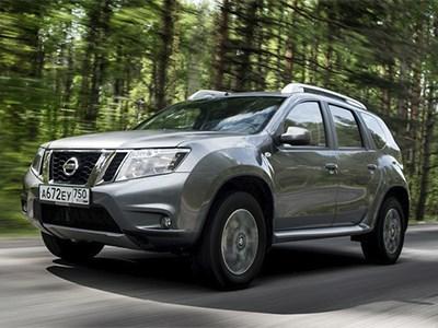 Nissan объявил о старте продаж кроссовера Terrano в России