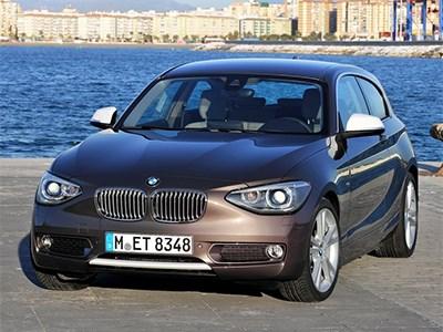 Новое поколение BMW первой серии станет переднеприводным