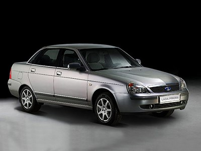 Стала известна стоимость автомобилей Lada Priora с роботизированной коробкой передач
