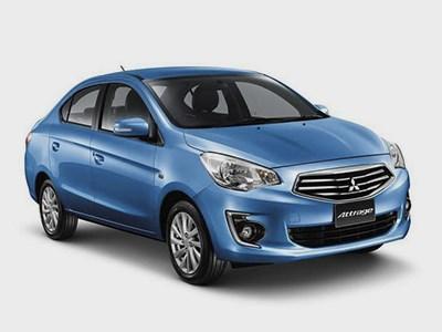 В Мексике седан от Mitsubishi будет продаваться под маркой Chrysler