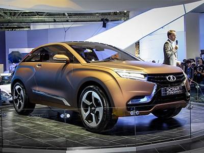 Lada Xray и Lada Xray Cross будут выпускаться в Ижевске