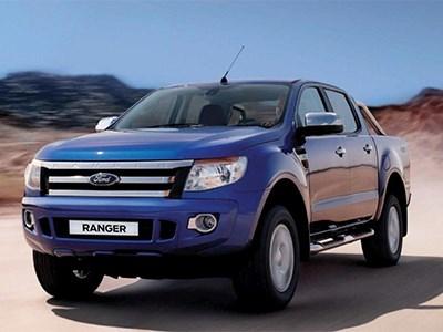 В России растет спрос на внедорожники марки Ford