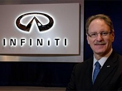 Директор компании Infiniti решил уйти в отставку