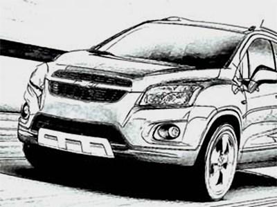 Работа над новым поколением кроссовера Chevrolet Niva идет полным ходом