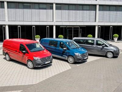 Новое поколение минивэна Mercedes-Benz Vito представлено официально