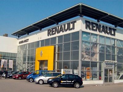 Renault ждет дальнейшего падения российского авторынка из-за санкций против России