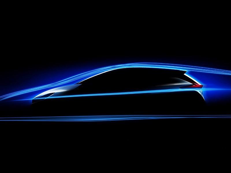 Nissan рассказал об аэродинамике электромобиля для России