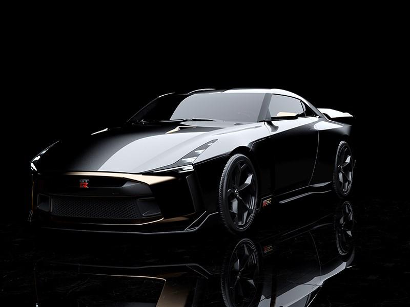 Юбилейный Nissan GT-R50 можно будет купить