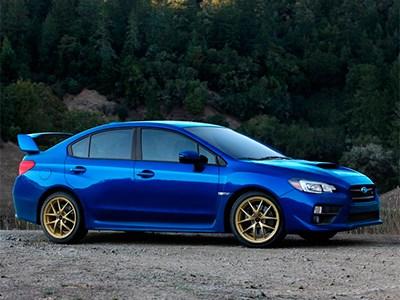 Subaru покажет на Московском автосалоне три новинки