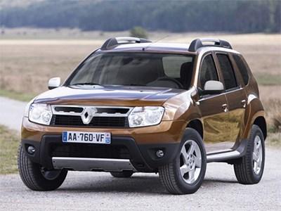 Renault Duster, Chevrolet Niva и Toyota RAV4 – самые востребованные кроссоверы в России