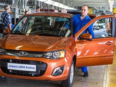 Lada Granta и Lada Kalina снова выпускаются на мощностях «АвтоВАЗ»