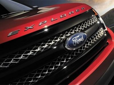 Обновленный Ford Explorer представят уже в ноябре