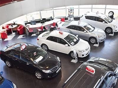 Средневзвешенная цена легкового автомобиля в России выросла с прошлого года на 10%