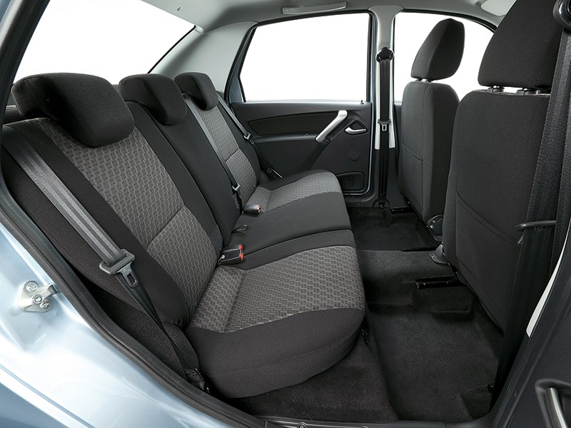 Datsun on-DO 2014 задний диван