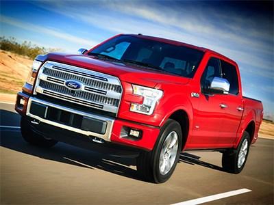 В декабре на американском рынке стартуют продажи пикапа Ford F-150 нового поколения