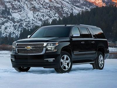 Российская сборка Cadillac Escalade и Chevrolet Tahoe от General Motors стартует в 2015 году
