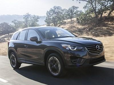 В Лос-Анджелесе дебютировал обновленный кроссовер Mazda СХ-5