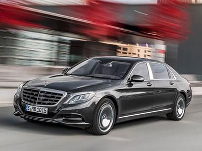 Стали известны цены на новый Maybach и спортивный Mercedes-AMG GT для РФ