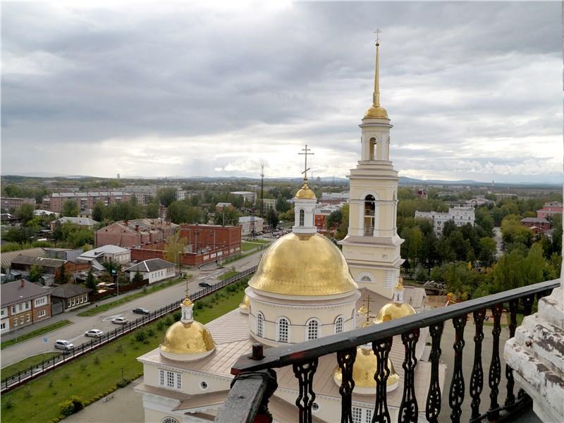 Вид с демидовской башни