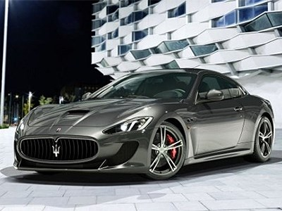 Maserati GranTurismo лишится откидной крыши