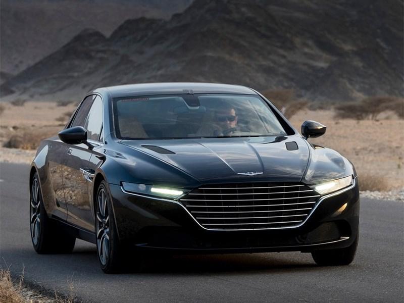 Новый Aston Martin Lagonda - Aston Martin Lagonda 2015 Возрождение