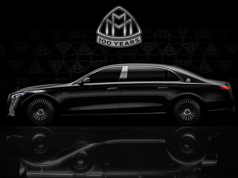 В Mercedes-Benz анонсировали Maybach с мотором V12