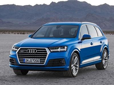 Новый Audi Q7 появится в России уже весной
