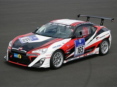 У гоночного болида Toyota GT86 появится серийное воплощение