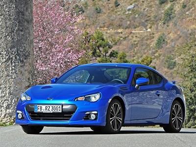Модели Subaru BRZ и Outback исчезли с русскоязычного сайта компании Subaru