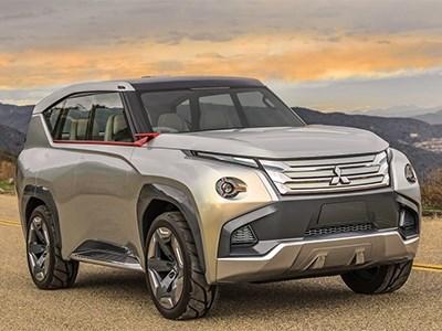 Mitsubishi показал в Чикаго гибридный концепт GC-PHEV