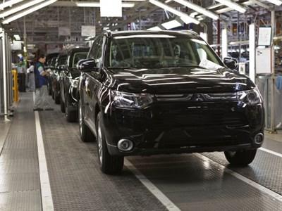 Mitsubishi наладит производство Outlander и Pajero Sport в Калуге